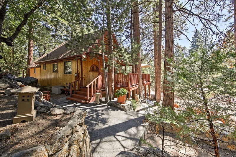 NEW! Cozy Cabin - Explore San Bernardino Mountains, location de vacances à Pine Cove