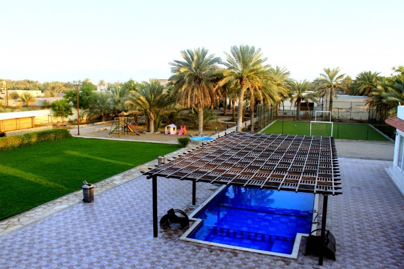 the pearl farmhouse, holiday rental in Barka
