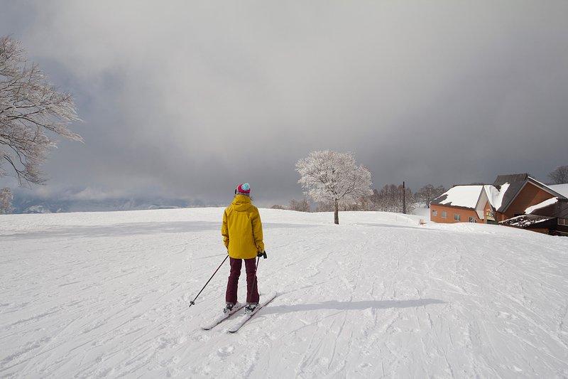 Nozawa Onsen Skigebiet
