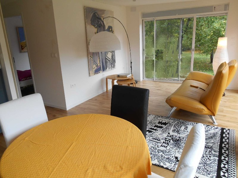 logis cosy et verdure 2pièces, location de vacances à Willgottheim
