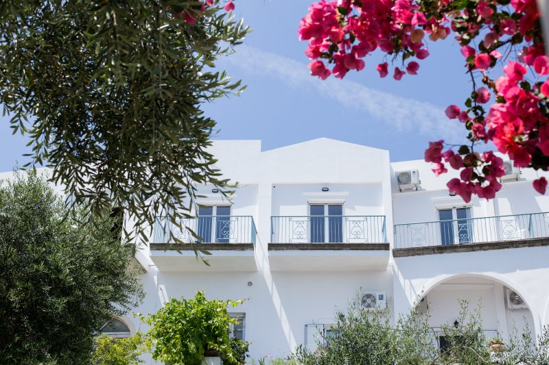 B&B in South Corfu with Sea View, vacation rental in Lefkimi