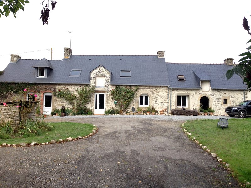 Holiday at Ville de Mainguy, vacation rental in Mauron