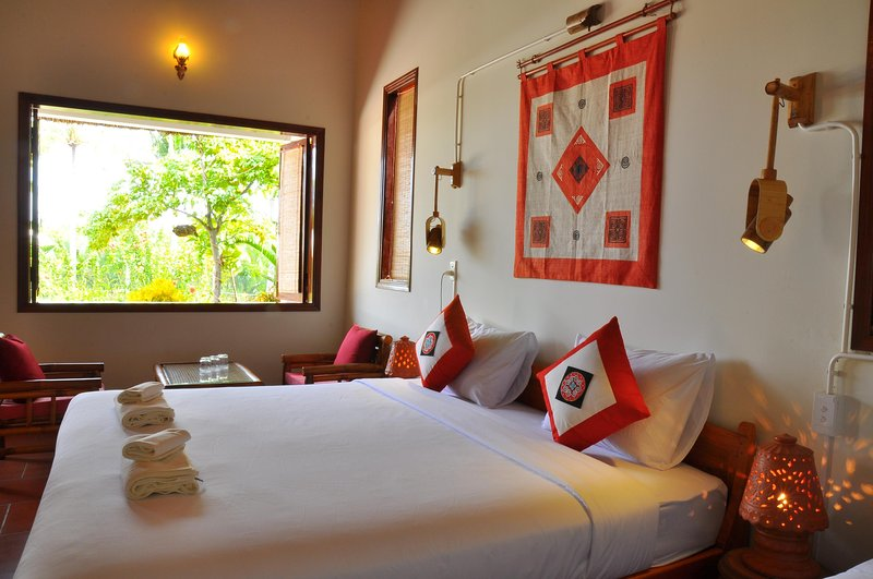 Le JARDIN DE MAI HOI AN COTTAGE, holiday rental in Cham Island