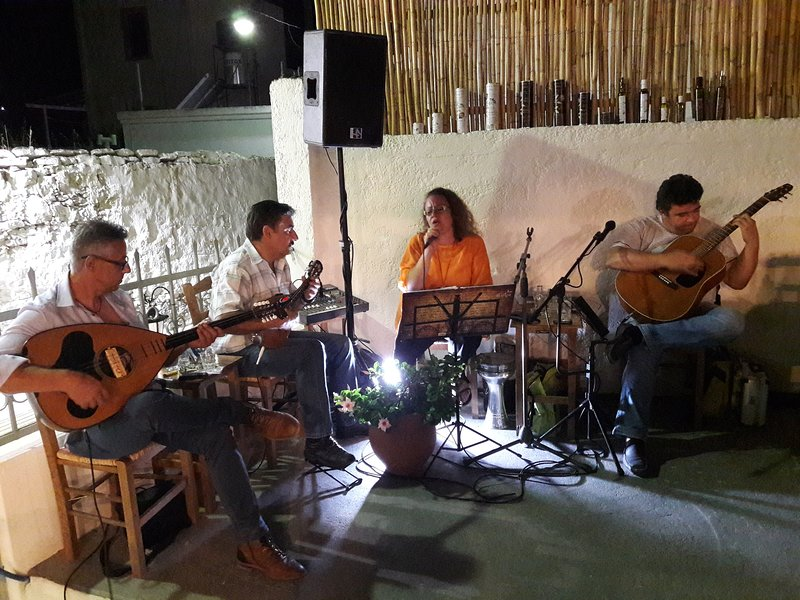 Kamilari - A noite musical