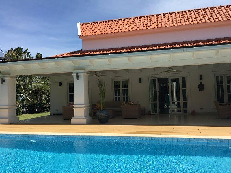Hua Hin Villa with pool, holiday rental in Hua Hin