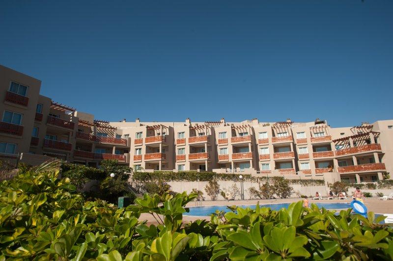Apartamento con bonitas vistas, holiday rental in La Tejita