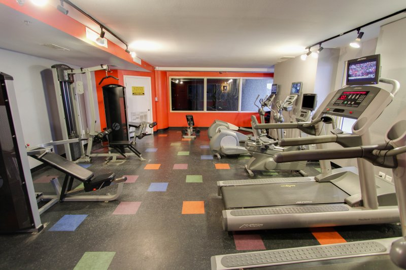 Shores of Panama 831-Fitness Center