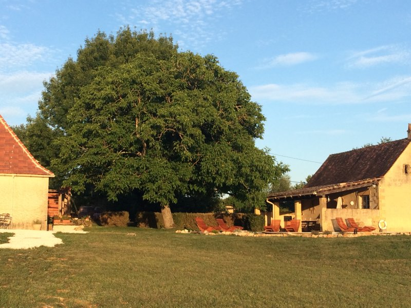 Peace And Tranquility In France. Rustic One Bedroom Gite