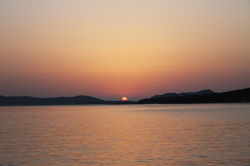 Sunset Beach laggeri