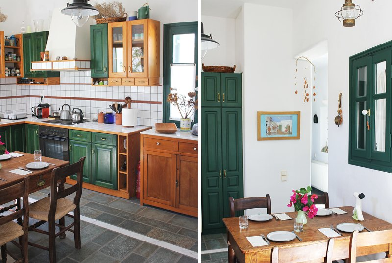vistas de cocina