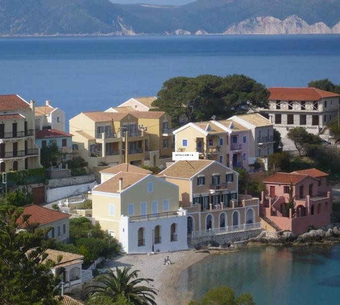 APOLLONIA stunning beach location!, vacation rental in Assos
