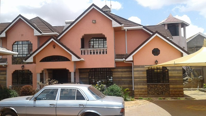 Gold View Appartment, alquiler vacacional en Thika