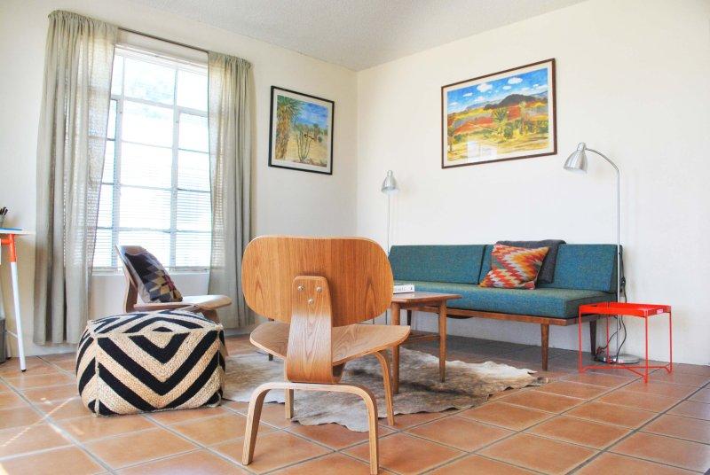 Casa Blanca: Nopal Suite, holiday rental in Alpine