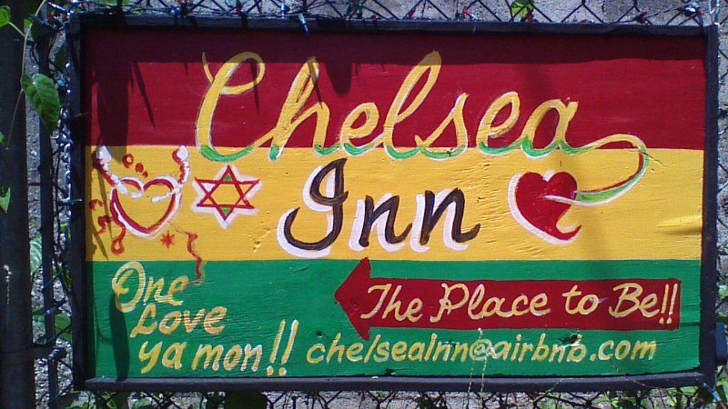 Chelsea Inn The Place to Be!!! One Love, located Montego Bay