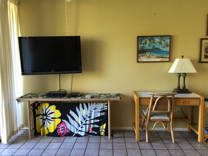Turtle Bay Sea Shells - Ground Floor Condo with Lanai, holiday rental in Kawela Bay