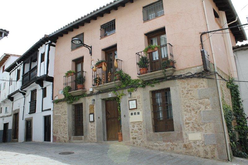 Casa La Lancha, holiday rental in Cuacos de Yuste