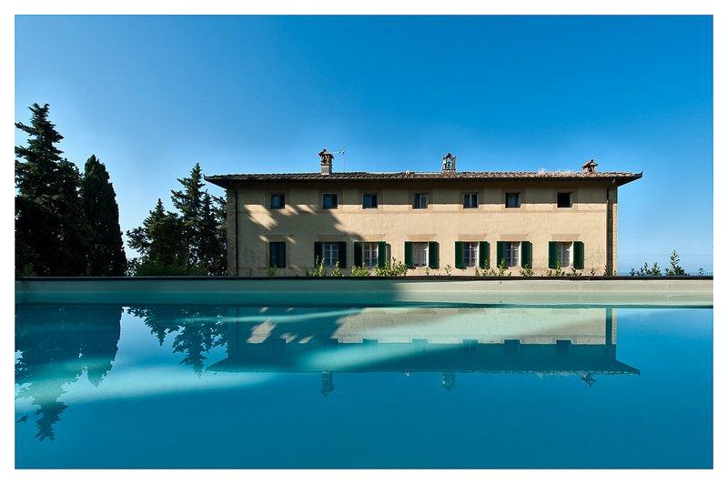 Villa Sant'Andrea, holiday rental in Pietrasanta