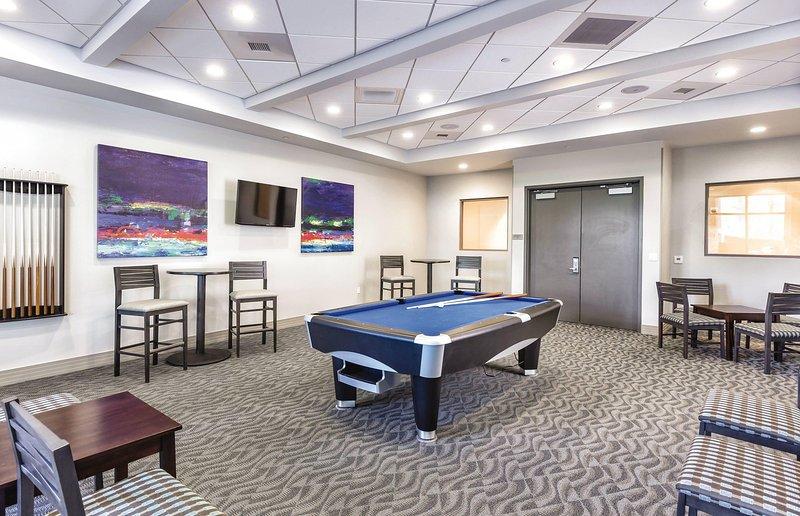 Wyndham Desert Blue gameroom