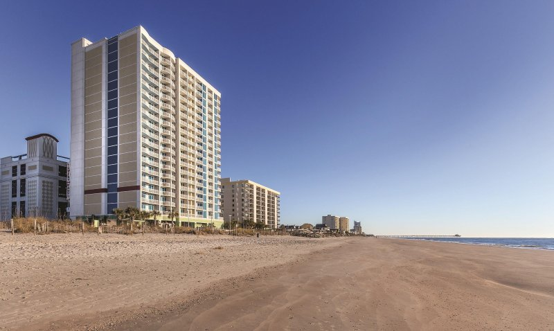Wyndham Vacation Resort Towers on the Grove property