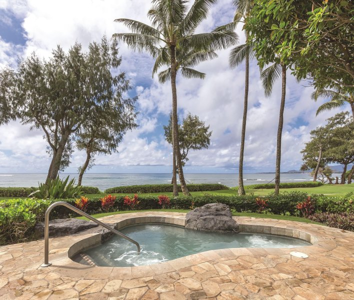 Kauai Coast Resort at the Beachboy spa