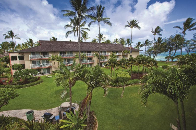 Kauai Coast Resort at the Beachboy property