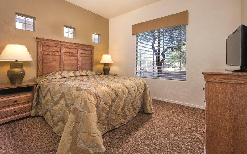 WorldMark Rancho Vistoso bedroom