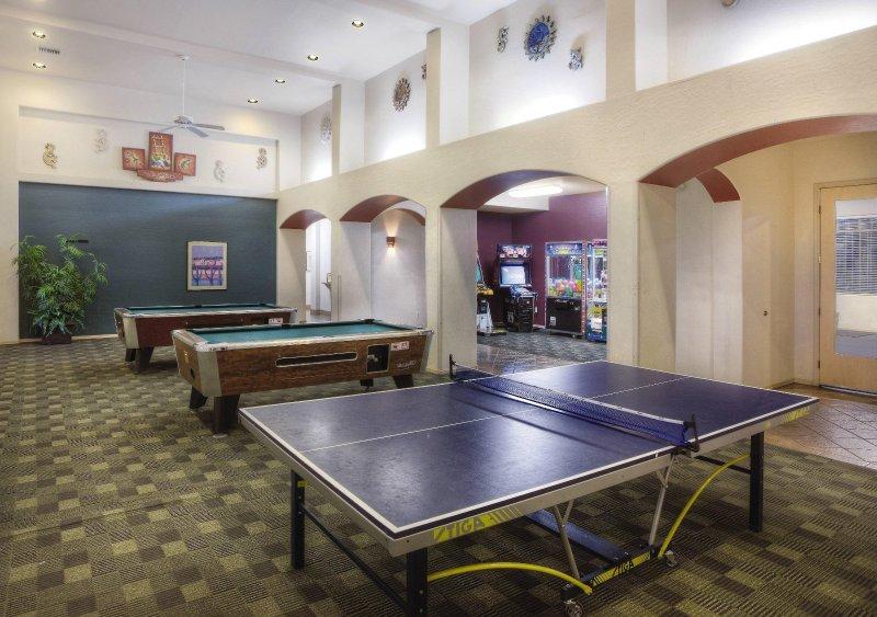 WorldMark Rancho Vistoso gameroom