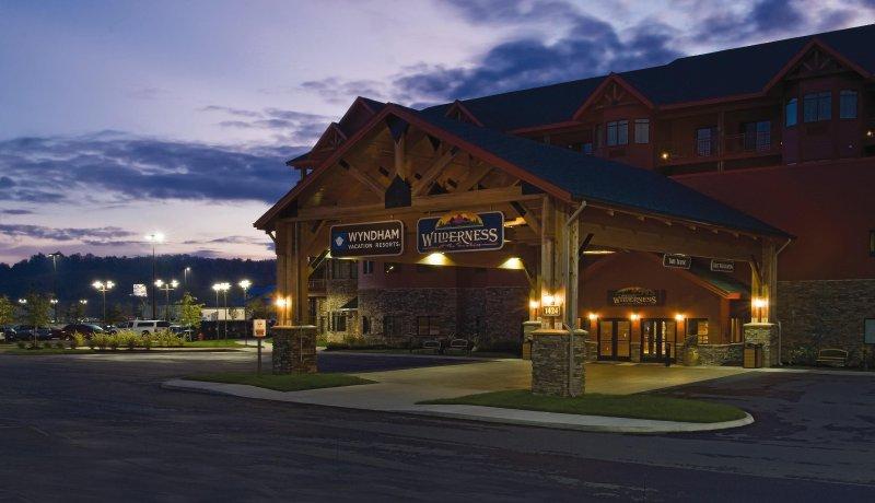 Wyndham Vacation Resorts Great Smokies Lodge property