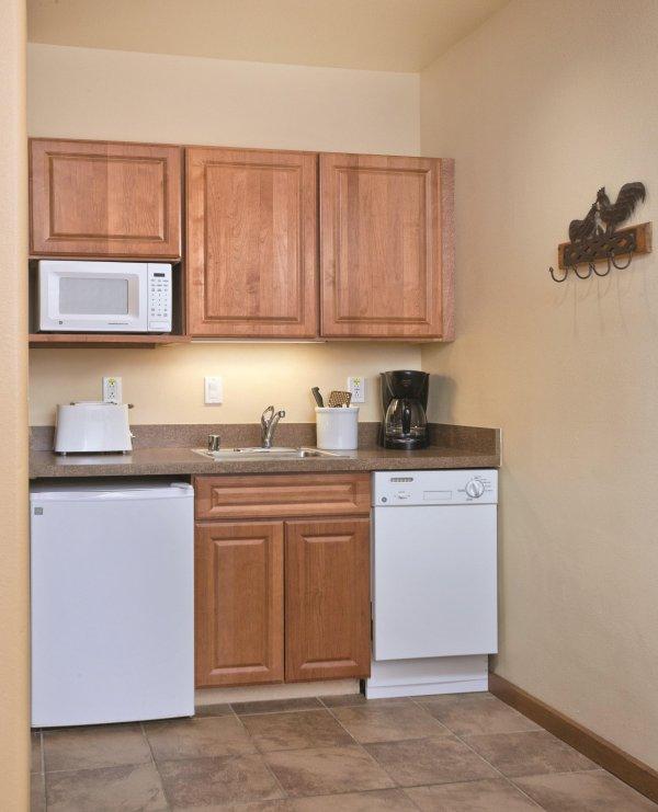 WorldMark Eagle Crest kitchen