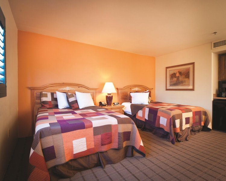 Starr Pass Golf Suites bedroom