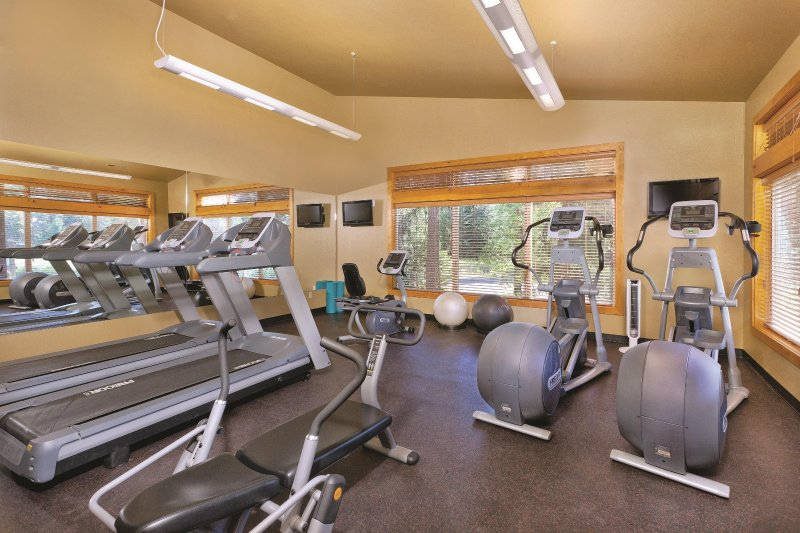 WorldMark McCall fitness area