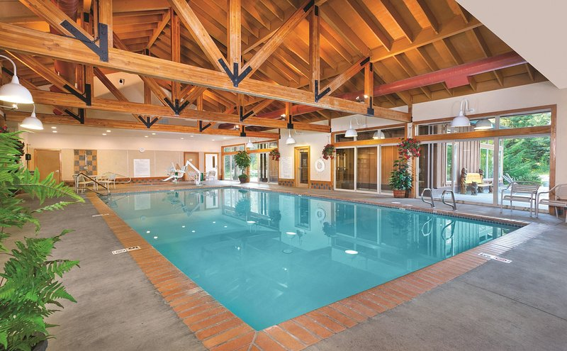 WorldMark McCall indoor pool