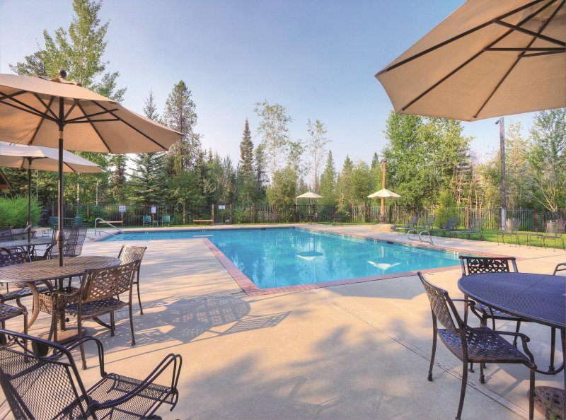 WorldMark McCall outdoor pool