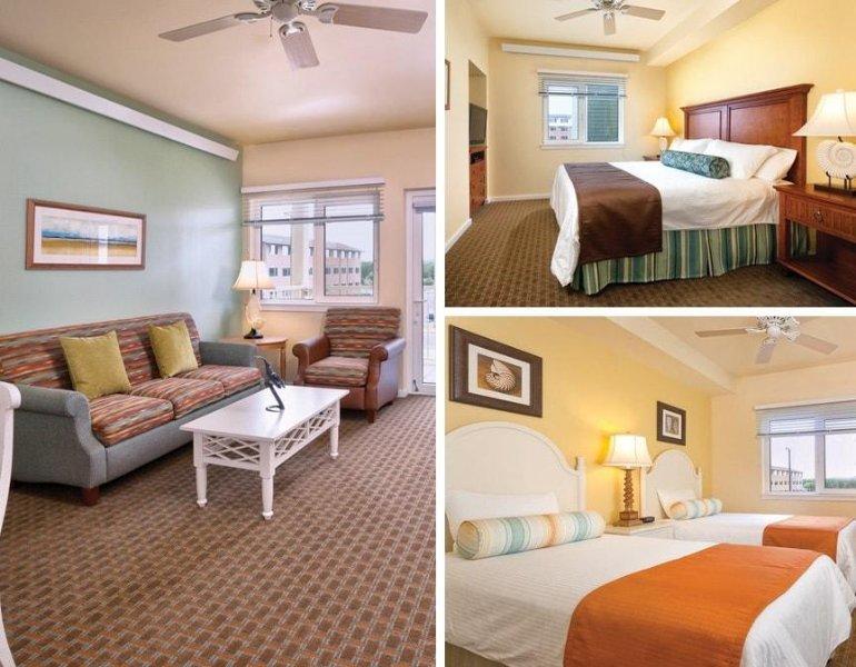 WorldMark Long Beach accommodations