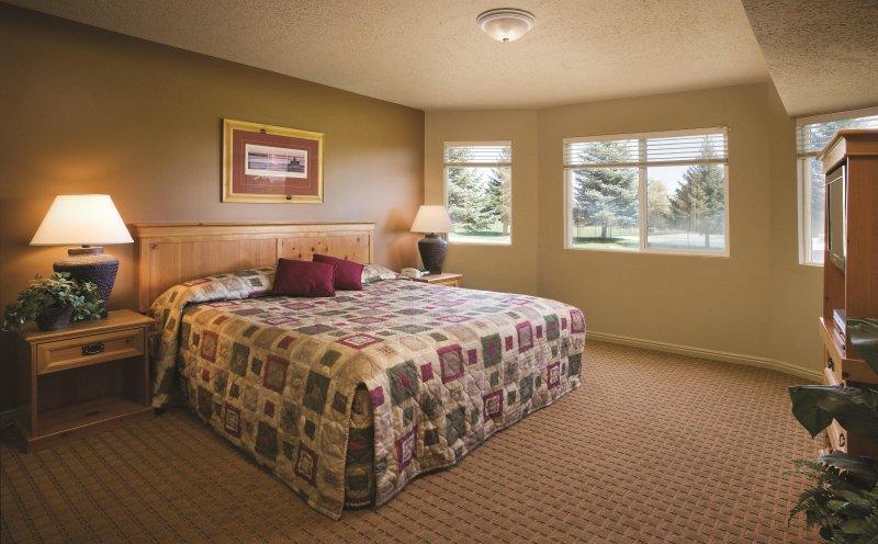 WorldMark Bear Lake bedroom