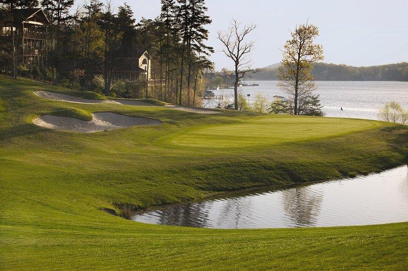 Wyndham Resort at Fairfield Glade golf