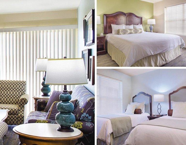 WorldMark Branson accommodations
