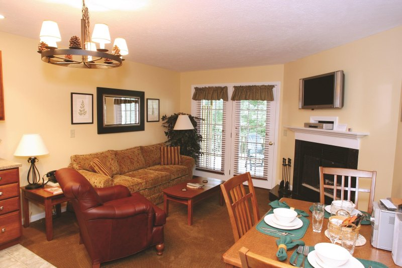 Stunning & Scenic 1BR w/ Resort Pool and Close to Ski Area, holiday rental in Henniker