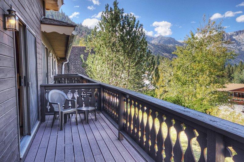 Heidelberg Inn Resort balcony