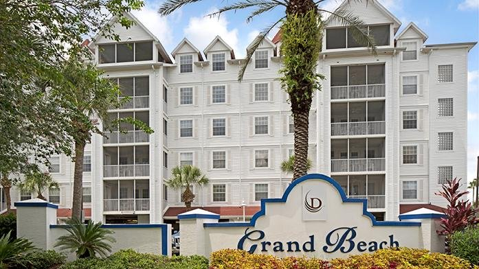 Grand Beach I & II Exterior