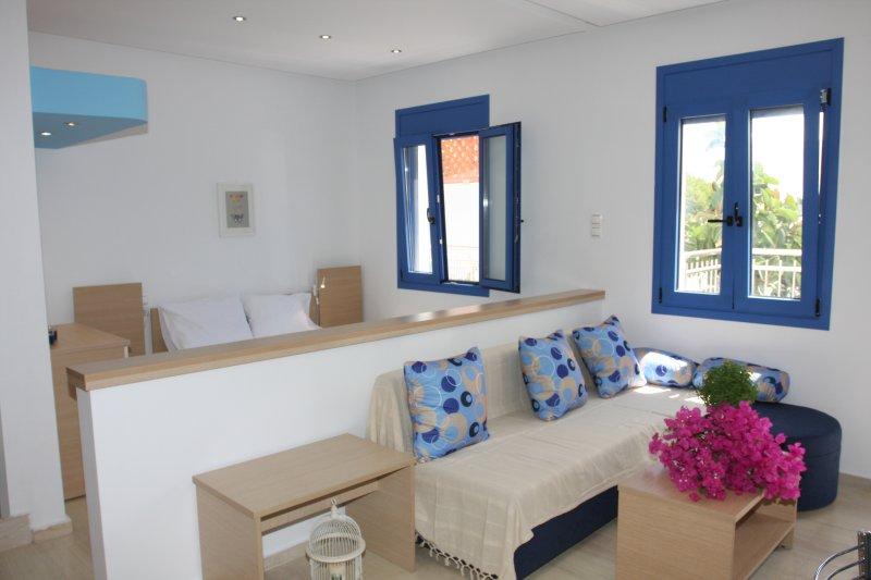 SunOrama Apt-Studio 6, casa vacanza a Almirida