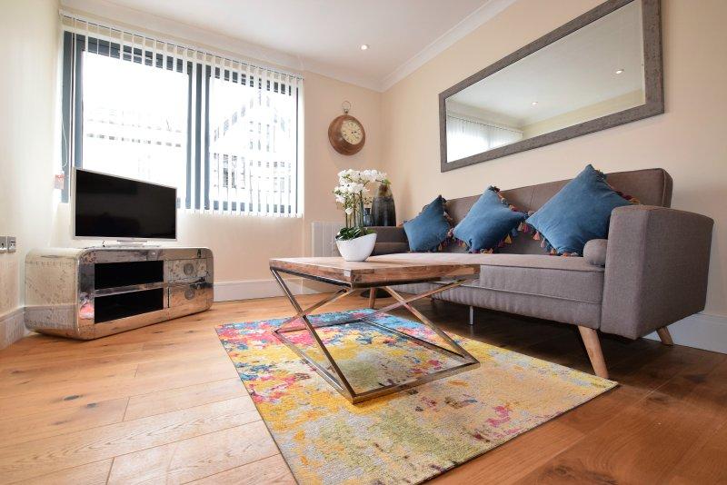 Luxury Riverside Apartment - 2 Bed - sleeps 6, holiday rental in Filton