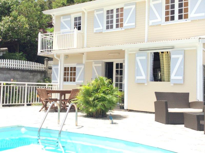 Présentation de la villa Chez Yanou
