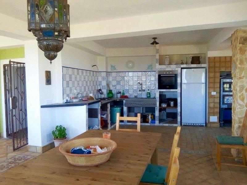 villa in sicilian countryside, casa vacanza a Caltabellotta