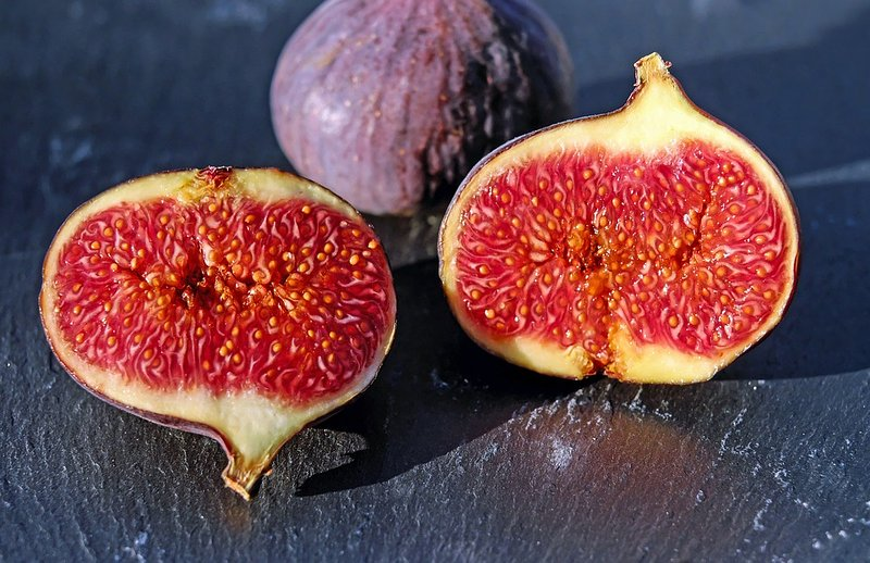 Figs play a huge part in the well tended gardens surrounding the villa. Help yourself to them!