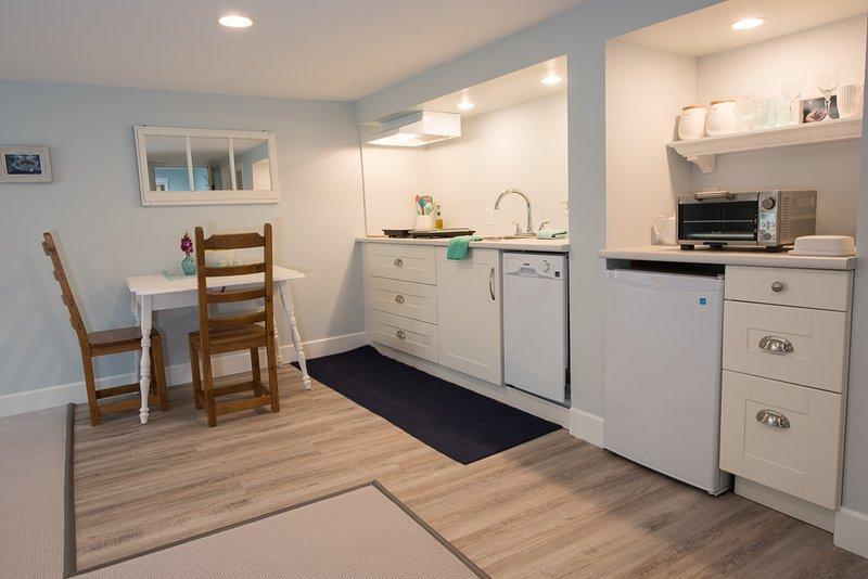 New floors & carpet