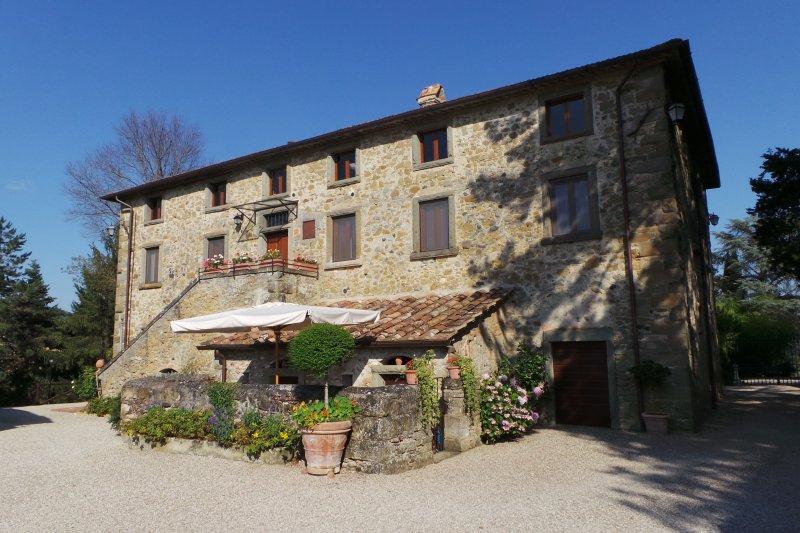 Casa Vacanze Villa Maria - appartamento Donatella, holiday rental in Citerna