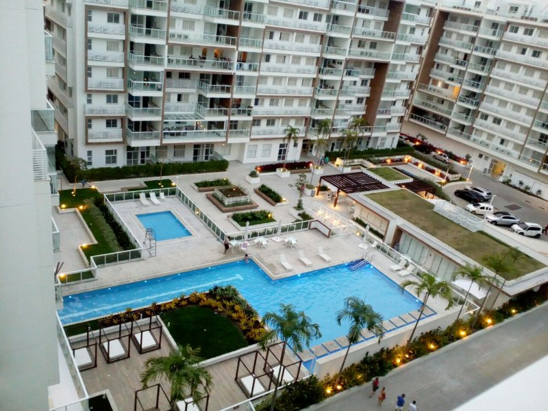 Penthouse Apartment with Pool, holiday rental in Barra de Guaratiba