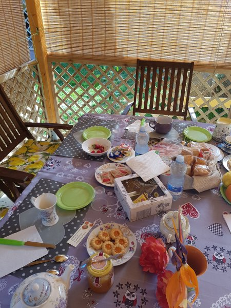 bed and breakfast dal Pozzo  stanza lumaca e tartaruga, holiday rental in Marina di Sorso