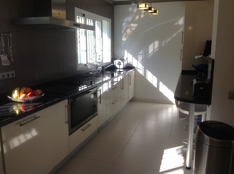 part of kitchen at a different angle